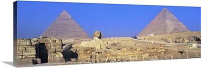 Sphinx Giza Pyramids Egypt