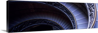 Spiral Staircase Vatican Museum Rome Italy
