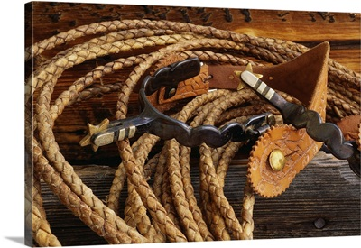 Spurs and Rope