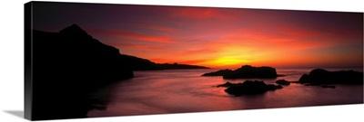 St Cyrus Nature Preserve Tayside Scotland