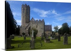 St Marys Church Clonmel County Tipperary Ireland Wall