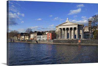 St Mary's Church, The River Lee, Cork City, Ireland
