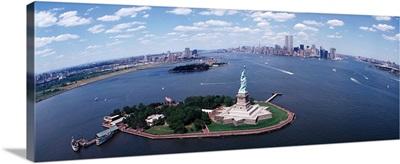 Statue of Liberty New York Harbor New York NY