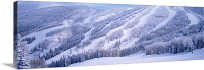 Steamboat Ski Area in the Rocky Mountains Steamboat Springs CO