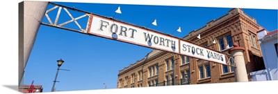 Stock Yards, Fort Worth, Texas