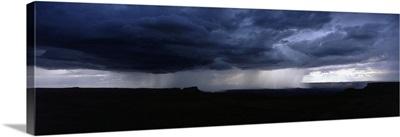 Storm Canyonlands National Park UT
