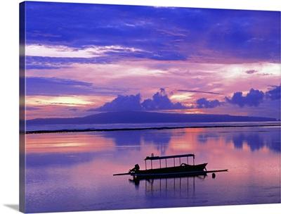 Sunrise Bali/Sanur Indonesia