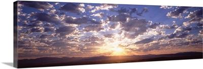 Sunrise Helena Valley MT