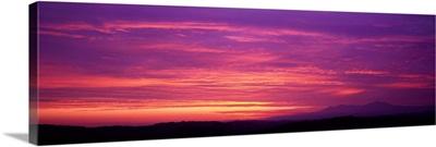 Sunrise Hokkaido Japan