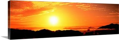 Sunrise Japan