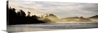 Sunrise Vancouver Island British Columbia Canada
