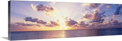Sunset 7 Mile Beach Cayman Islands