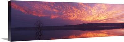Sunset Bear Lake ID