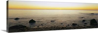 Sunset Block Island RI