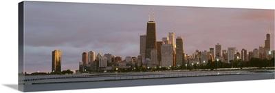 Sunset Chicago IL