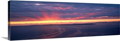 Sunset Clare County Ireland