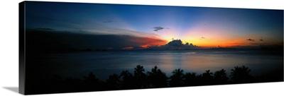 Sunset & Cloud Thailand
