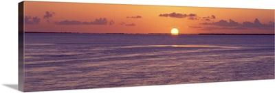 Sunset Florida Keys FL