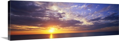 Sunset Grand Cayman Island