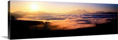 Sunset Hokkaido Japan
