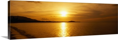 Sunset Ko Samui Thailand