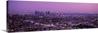 Sunset Los Angeles CA