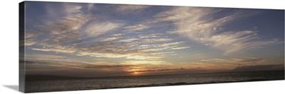 Sunset Maui HI