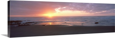 Sunset Pacific Ocean OR
