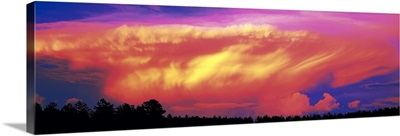Sunset Thunderhead Douglas Co CO