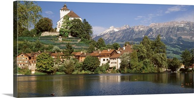 Switzerland, Werdenberg