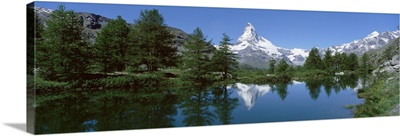Switzerland, Zermatt, Matterhorn
