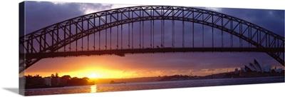 Sydney Harbor Bridge Sydney (New South Wales ) Australia