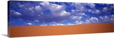 Texas, El Paso, Red Sand Hills