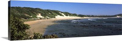 The beach, Nahoon Beach, East London, Eastern Cape Province, Republic of South Africa