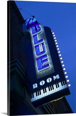 The Blue Room Jazz Club, 18th & Vine Historic Jazz District, Kansas City, Missouri