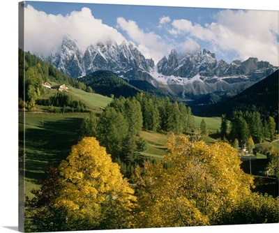 The Dolomites South Tirol Italy
