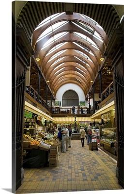 The English Market, Cork City, Ireland