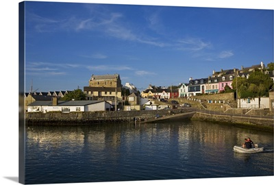 The Fishing Harbour, Baltimore, County Cork, Ireland