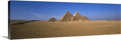 The Great Pyramids Giza Egypt