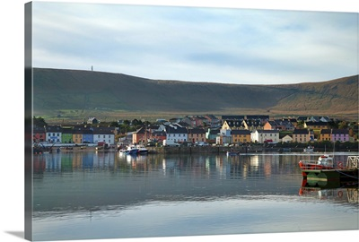 The Harbour at Portmagee on The Ring of Kerry, County Kerry, Ireland
