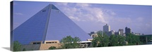 The Pyramid Memphis TN