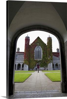 The Quadrangle or Aula Maxima, Galway City, Ireland