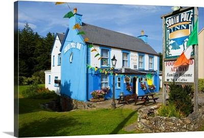 The South Pole Inn, Dingle Peninsula, County Kerry, Ireland