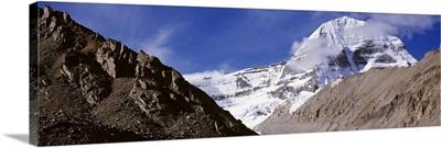 Tibet, Mount Kailash, mountain