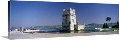 Torre de Belem Lisbon Portugal