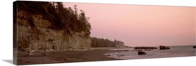Tsusiat Beach British Columbia Canada