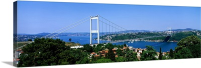 Turkey, Istanbul, bridge