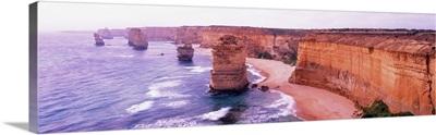Twelve Apostles Tasman Sea New South Wales Australia