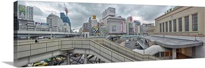Ueno Station, Taito, Tokyo, Japan