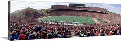 University of Wisconsin Football Game